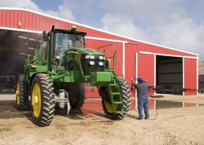 Tractor Wash