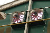 Accesorios de Ventilación  para Naves