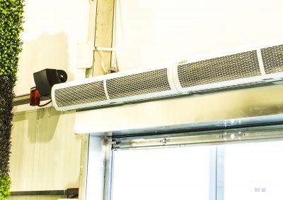 Aire acondicionado para Naves Prefabricadas